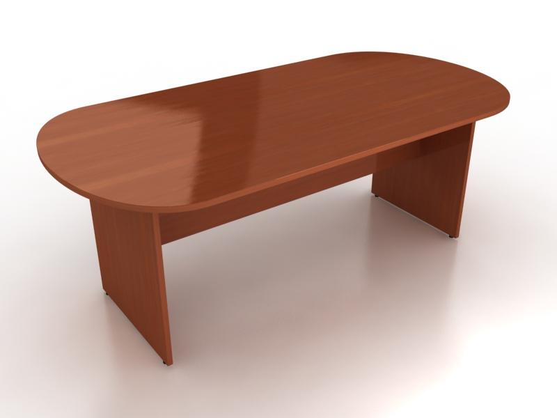 Конференц-стол овальный