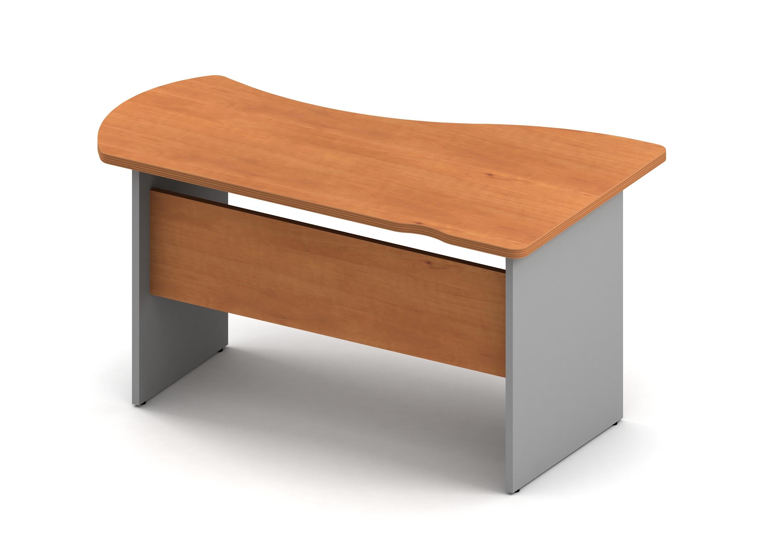 Берлин стол асимметричный левый