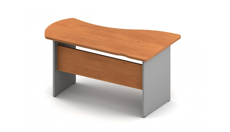 Берлин стол асимметричный левый  B116