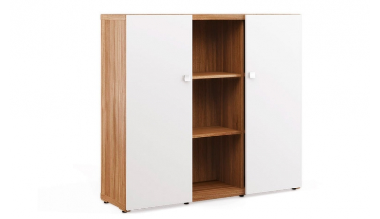 Шкаф средний для документов тип 2 со распашными дверьми  ZIO28542244