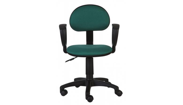 Кресло Бюрократ CH-213AXN/Green