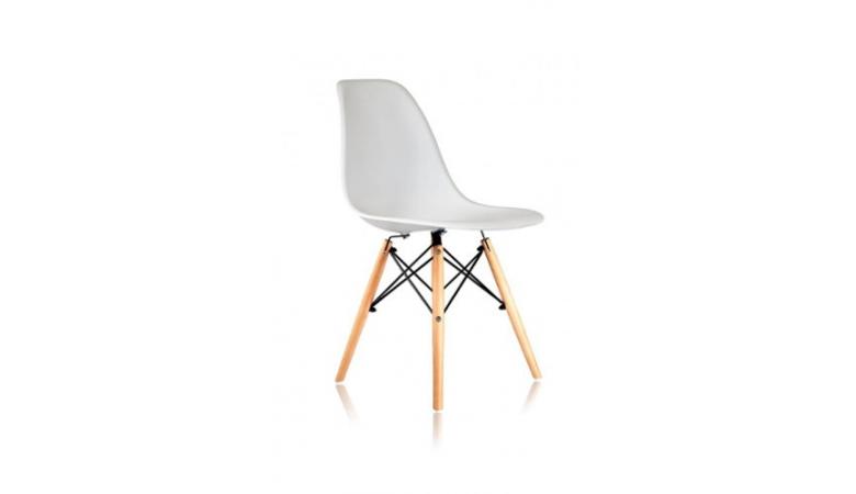 Кресло Eames white EW