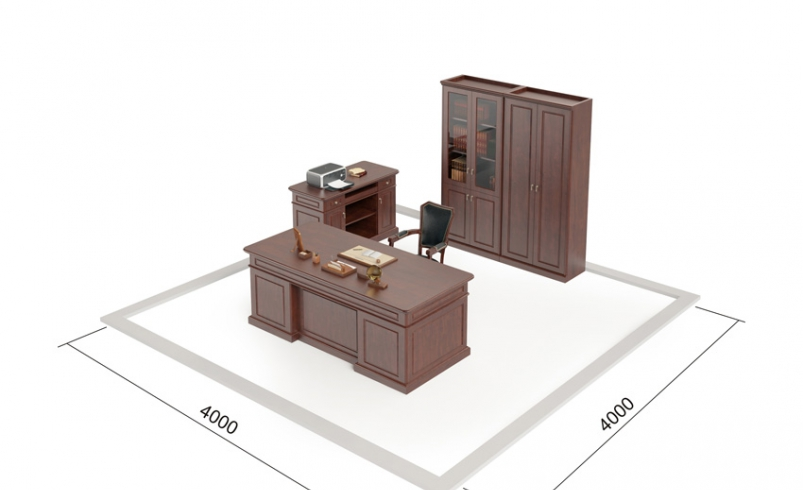 Мебель для руководителя МАНЧЕСТЕР