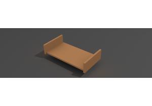 Полка под клавиатуру ПК-02