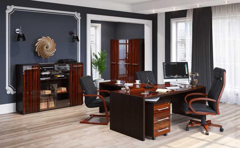 Мебель для руководителя MORRIS