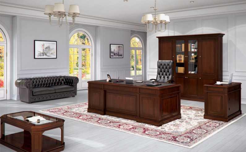 Мебель для руководителя NEW INTER