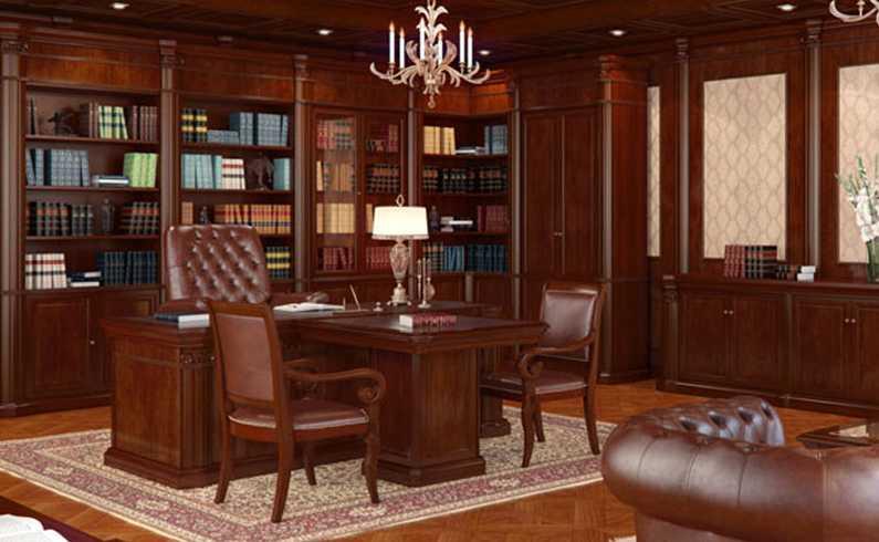 Мебель руководителя МОНАРХ