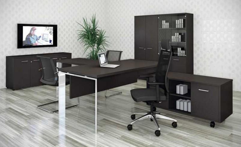 Мебель для руководителя FERMO WOOD