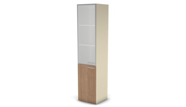 Модуль шкафа 5 ур. узкий MDF, левый  49H031.110.1M