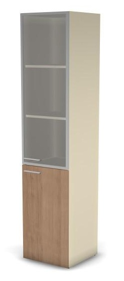 Модуль шкафа 5 ур. узкий MDF, правый 49H031.111.1