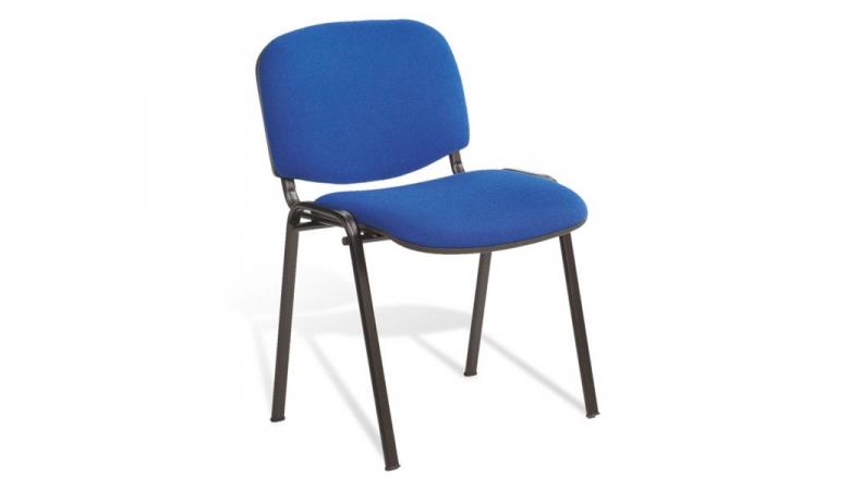 Кресло чёрный каркас Изо-Ткань Изо TK-BL