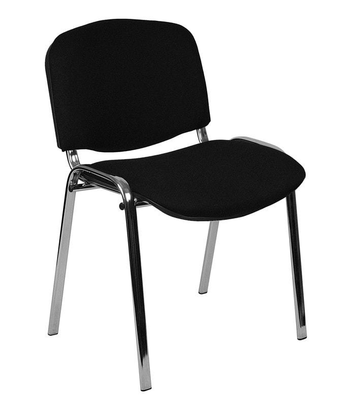 Кресло хромированный каркас Изо-Ткань