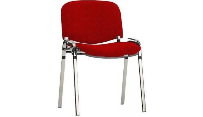 Кресло хромированный каркас Изо-Ткань Изо TK-CH