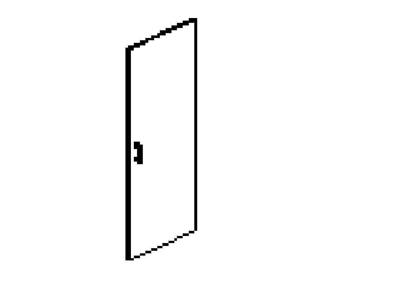 Дверь вкладная