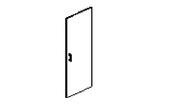 Дверь вкладная В-531(R)