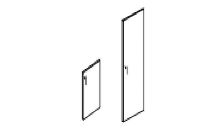 Двери с замком В-510 (R/Z)