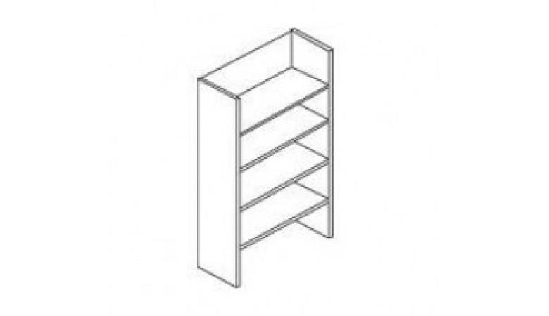 Каркас шкафа 5 уровней Born В-430