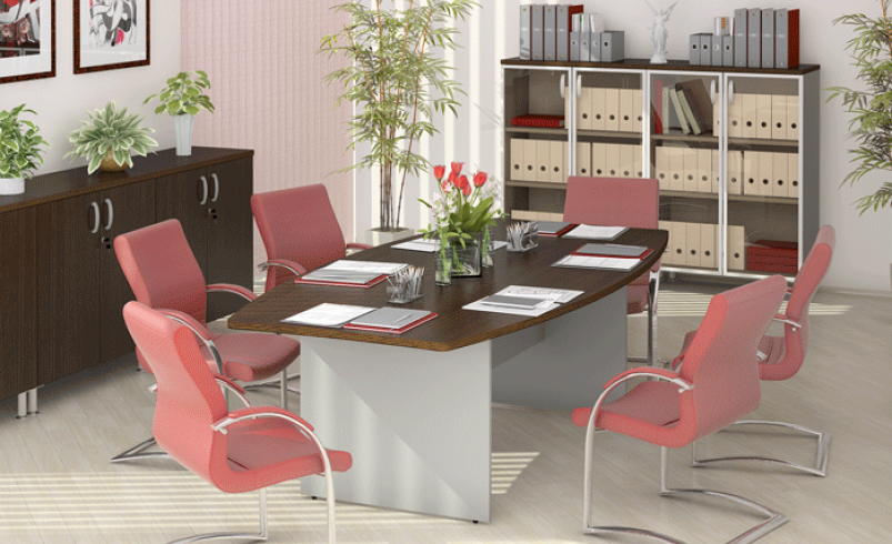Мебель для переговорных BERLIN