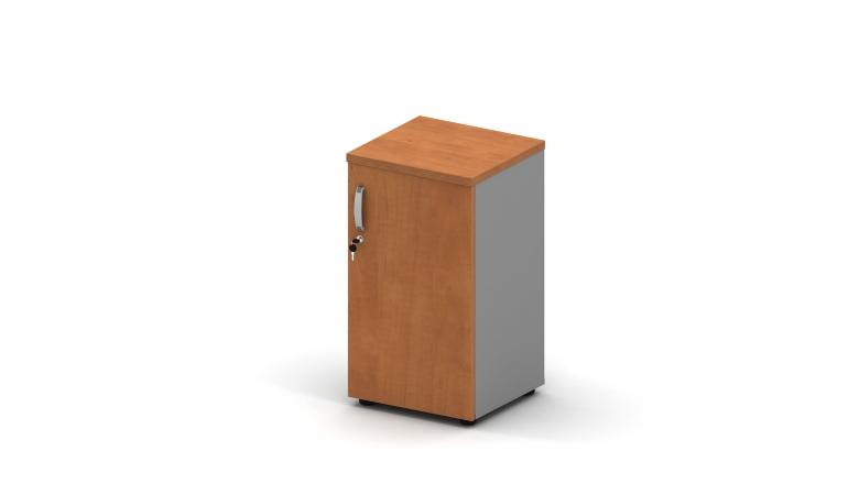 Шкаф узкий закрытый 2 уровня BR81/0203-2