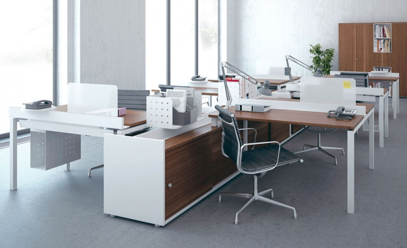 Офисная мебель для персонала PROFIQUADRO