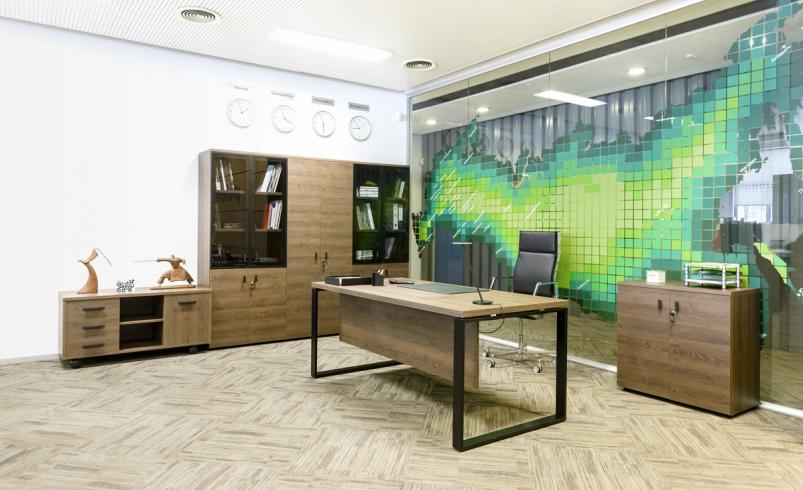 Мебель для руководителя ROTONDA