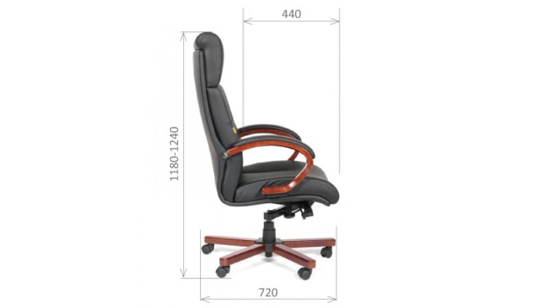 Кресло CHAIRMAN CH 421 CHAIRMAN 421