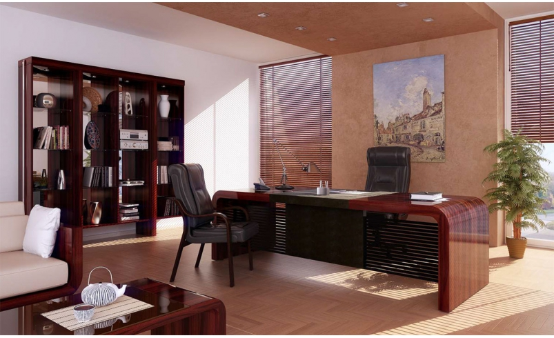 Мебель руководителя DAO
