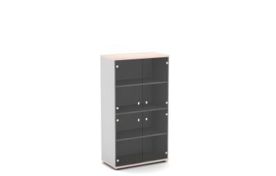 Шкаф со стеклом V-668