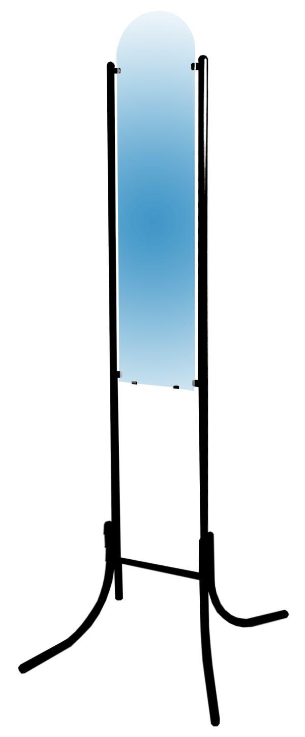Напольное зеркало Топаз-2