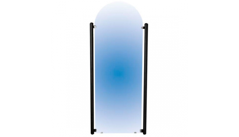 Настенное зеркало Топаз-3