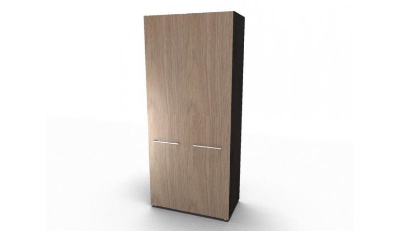 Шкаф с глухими дверьми и топом AHC 85.1