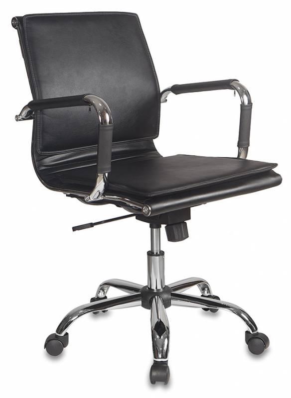 Кресло Бюрократ CH-993-Low/black