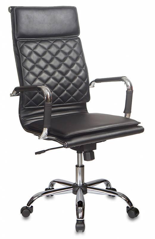 Кресло руководителя Бюрократ CH-991/Black