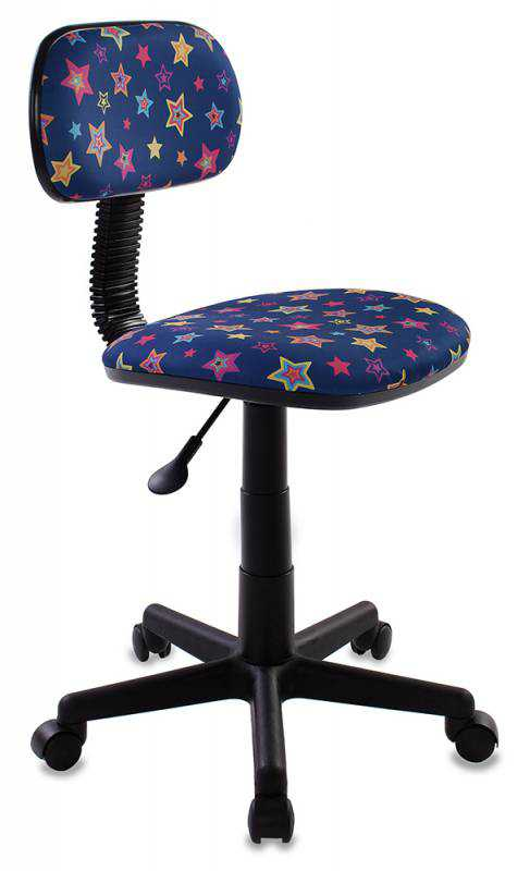 Кресло Бюрократ CH-201NX/STAR-BL