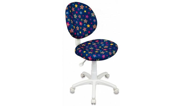 Кресло Бюрократ KD-W6/STAR-BL Кресло KD-W6/STAR-BL