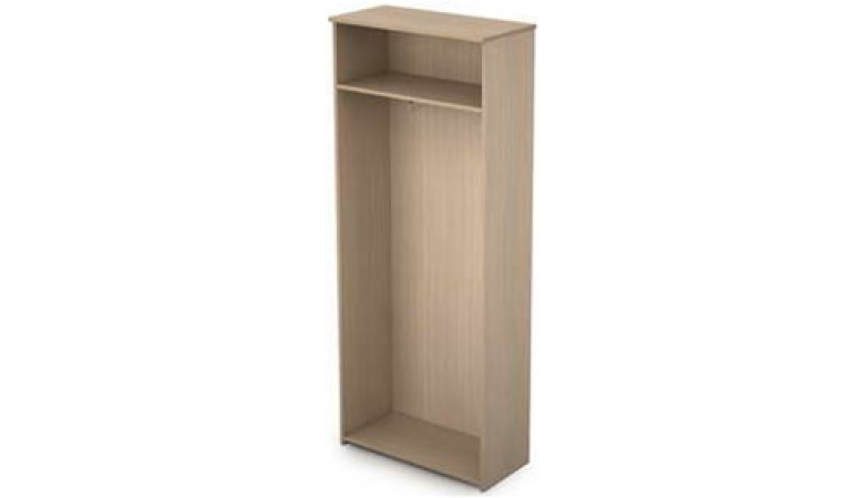 Шкаф для одежды без фасадов 3Ш.013