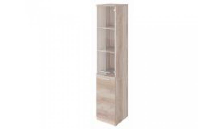 Шкаф для бумаг узкий Форт FOT30451001
