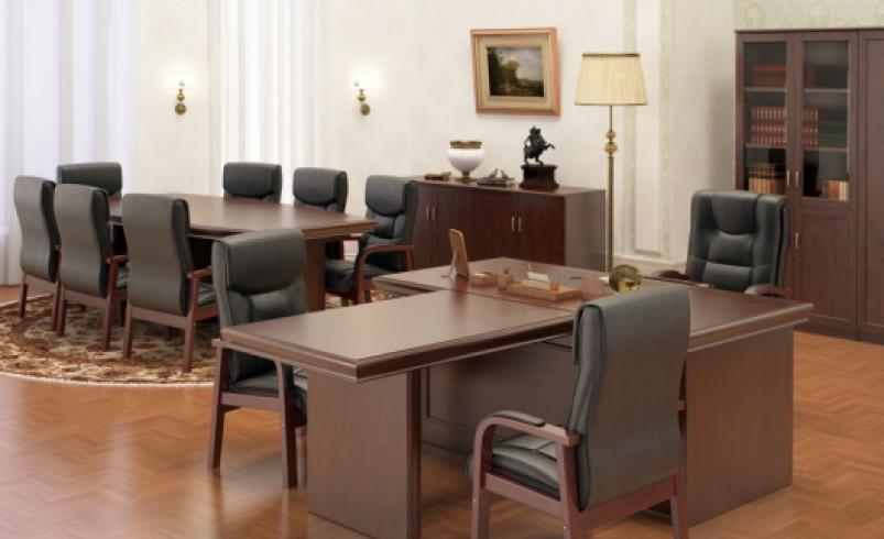 Мебель для руководителя ГАМИЛЬТОН