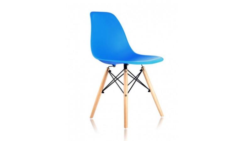 Стул Eames blue EB