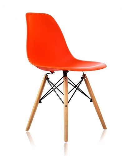 Стул Eames orange EO