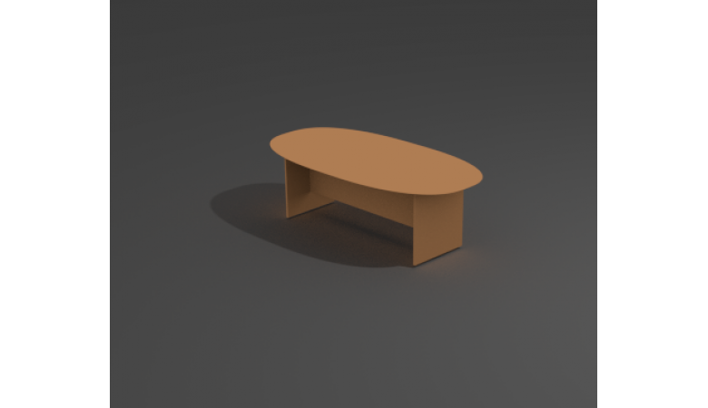 Конференц-овал стол СО2-180