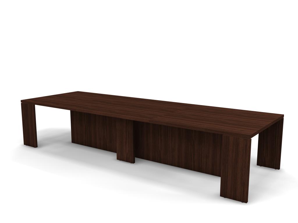 Конференц-стол с 3 кабель-каналами D268042