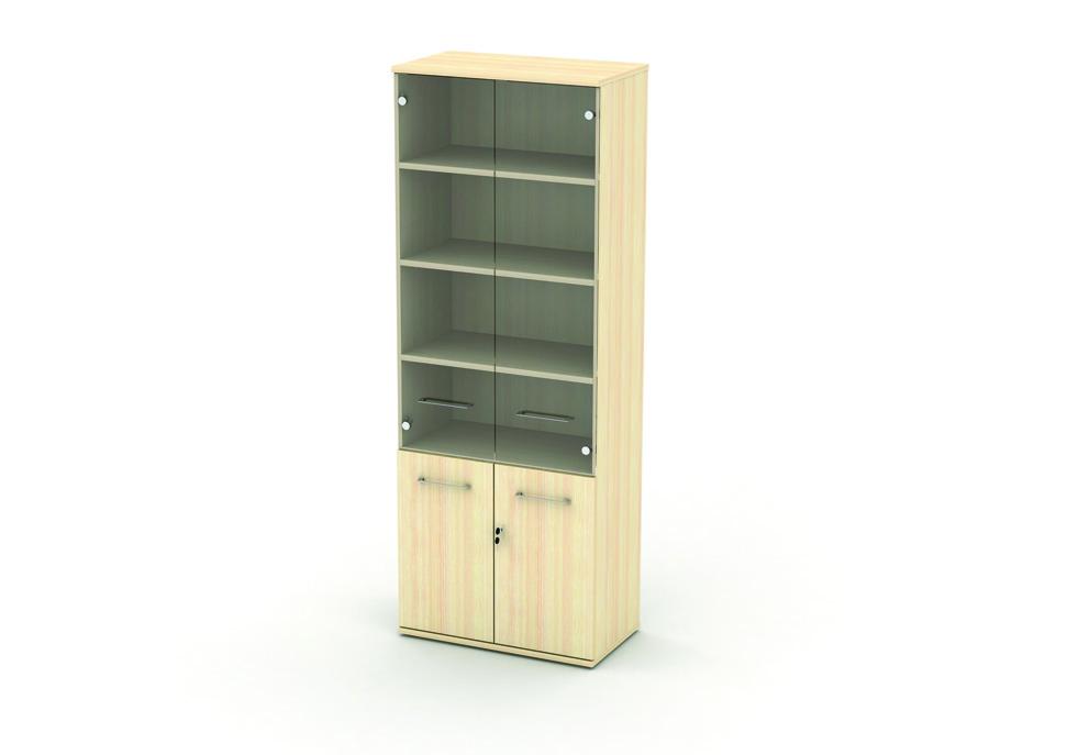 Шкаф комбинированный 5 уровней