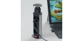 Выдвижная розетка-удлинитель AE-BPW3S60-80