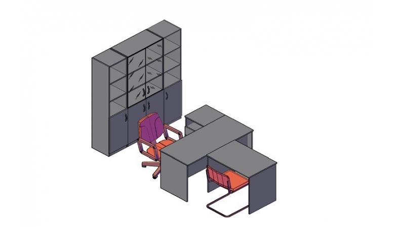 Оперативная мебель Комбинация №2