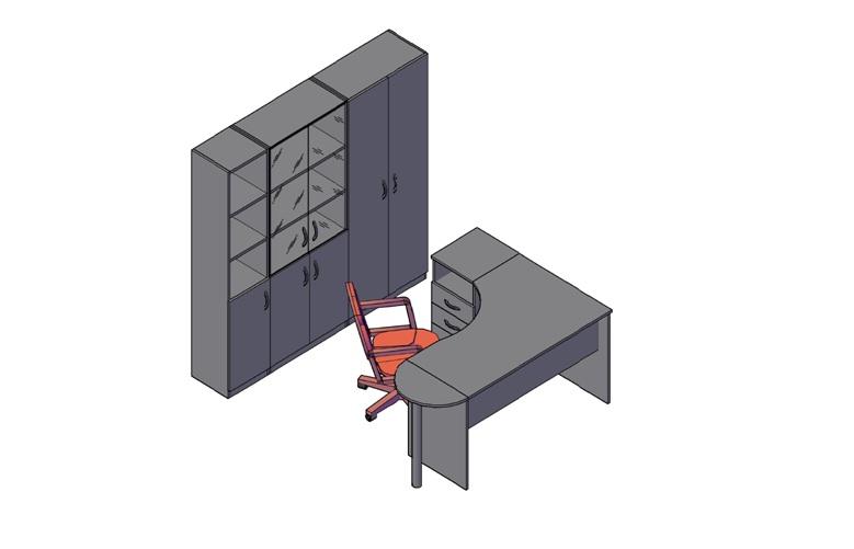 Оперативная мебель Комбинация №3
