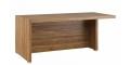 Стол письменный с асимметричными опорами, правый  SOL29710501