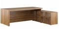 Стол письменный на опорной тумбе, правый SOL29711301