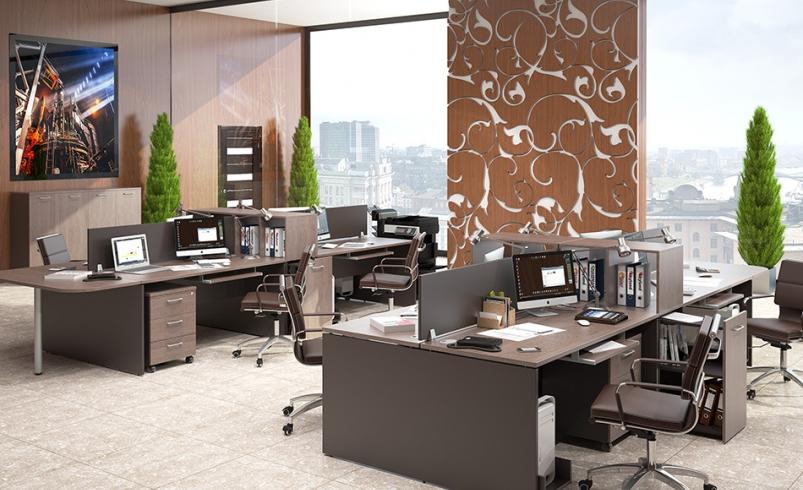 Офисная мебель для персонала XTEN