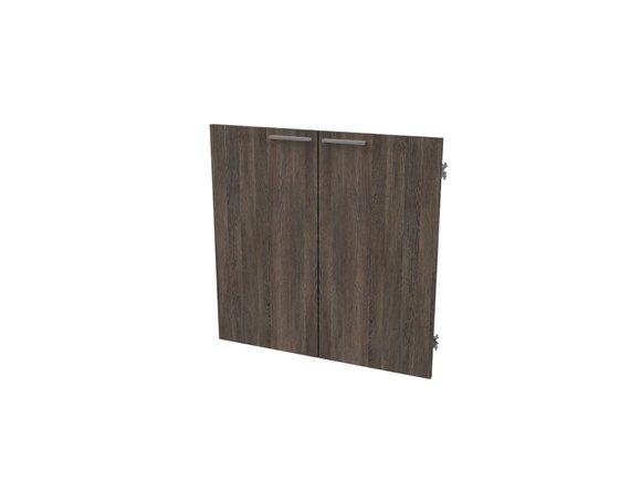 комплект низких дверей